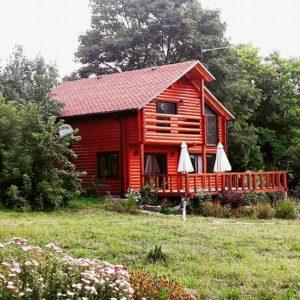 Будинок на 8-10 осіб з терасою